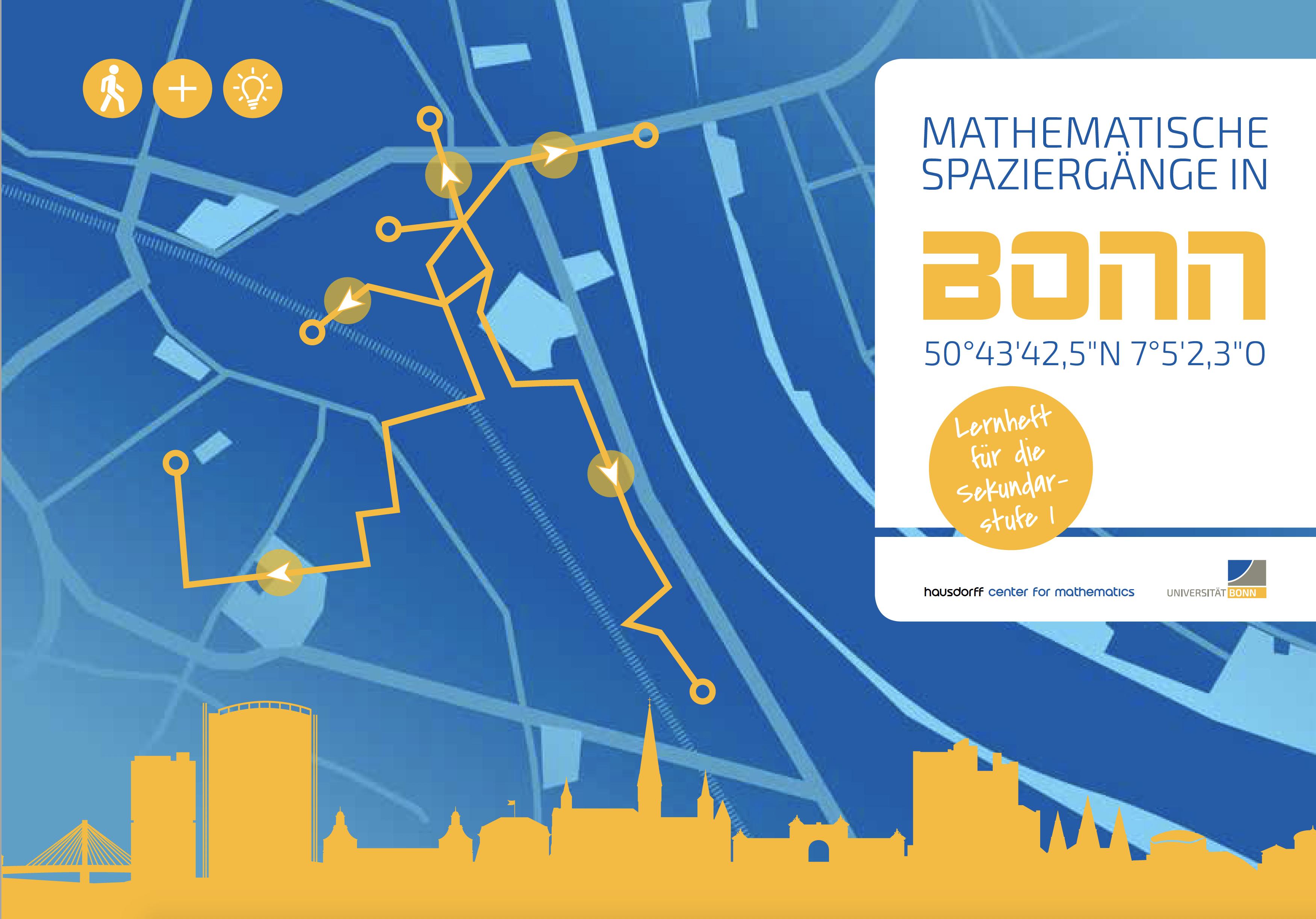 Aus der Schule auf die Straßen: Mathematische Spaziergänge in Bonn
