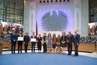 Ausgezeichnet: Zwei der Akademischen Preise 2018 gehen an Studierende und Absolventen des Lehramtsstudiums