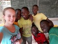 Lehramtsstudentin begeistert Kinder für die Welt der Zahlen