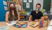 """Lehramtsstudierende in der """"Summer School"""" der Bonner Schulsozialarbeit"""