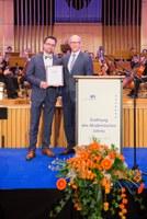 MINT-Lehrerbildungspreis der Telekom-Stiftung an Dr. Thoralf Räsch