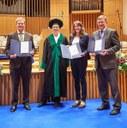 """Preis """"Impulse für die digitalgestützte Lehre"""" für die Fachdidaktik Physik"""